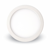 Downlight LED saillie V-TAC 6W VARIABLE VT-605 RD
