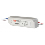 Transformateur LED MeanWell 24VDC 35W IP67 Deco - LPV-35-24